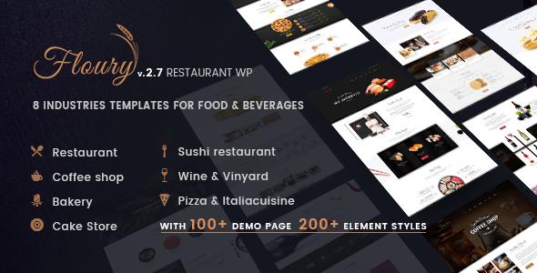 Restaurant Food | Floury Restaurant - Restaurants & Cafes Entertainment