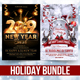 Holiday Bundle - GraphicRiver Item for Sale