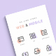 Free Download 25 Line Web & Mobile Icons Nulled