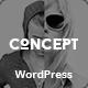 Concept - Design-Driven Multipurpose WordPress Theme - ThemeForest Item for Sale
