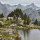 Aigues tortes national park mountain landscape. Estany dAmitges. Spain - PhotoDune Item for Sale