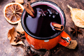 Traditional mulled wine in mug - PhotoDune Item for Sale
