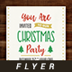 Christmas Flyer Template - GraphicRiver Item for Sale