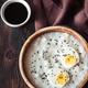 Bowl of congee - Asian rice porridge - PhotoDune Item for Sale