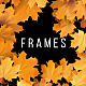Autumn Leaves Frames - GraphicRiver Item for Sale
