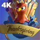 Happy Thanksgiving 3D - VideoHive Item for Sale