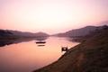 beautiful scenery morning sunrise in the lake - PhotoDune Item for Sale