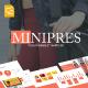 Free Download Minipres - Google Slide Presentation Nulled