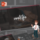 Free Download Unilife - Multipurpose Presentation Template Nulled
