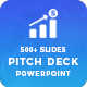 Bundle 2 in 1 Simple & Effective Pitch Deck Powerpoint Template 2019 - GraphicRiver Item for Sale