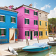 Colorful houses of Burano - PhotoDune Item for Sale