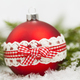 Free Download Red Christmas balls Nulled