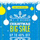 Free Download Christmas Big Sale Flyer Nulled