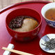 Free Download Tochi Mochi Zenzai, horse chestnuts rice cake with sweet simmered adzuki beans Nulled