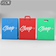 Plastic shopping bag - 3DOcean Item for Sale