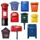 Mailbox Vectors - GraphicRiver Item for Sale