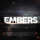 Embers Cinematic Trailer for Apple Motion and FCPX - VideoHive Item for Sale