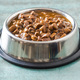 Meal for dog or cat. Canned meat with sauce. - PhotoDune Item for Sale