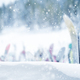 Free Download Winter ski slop Nulled