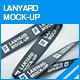 Lanyard Mock-up - GraphicRiver Item for Sale
