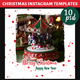 Christmas Instagram Post Templates - GraphicRiver Item for Sale