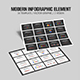 Modern Infographic Element - GraphicRiver Item for Sale
