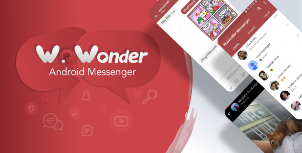 WoWonder Android Messenger - Mobile Application for WoWonder Social Script - CodeCanyon Item for Sale