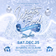 Winter Bash Flyer Template-Graphicriver中文最全的素材分享平台