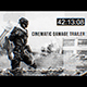 Cinematic Damage Trailer - VideoHive Item for Sale
