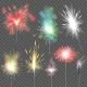 Sparkler Vector Sparkling Celebration of Christmas - GraphicRiver Item for Sale