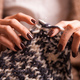 Free Download Close-up of hands knitting Nulled