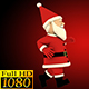 Santa Running Christmas - VideoHive Item for Sale