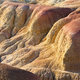 xinjiang colorful beach landform closeup, natural background texture  - PhotoDune Item for Sale