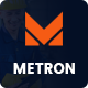 Metron- Industry & Factory Business WordPress Theme - ThemeForest Item for Sale