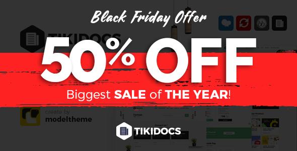 Tikidocs - Knowledgebase & Support Forum WordPress Theme - Software Technology