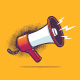 Bullhorn - GraphicRiver Item for Sale