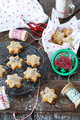 Christmas cookies with raisins - PhotoDune Item for Sale