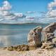 Rock formations on the Preekstoel beach in the Langebaan Lagoon - PhotoDune Item for Sale