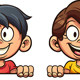 Boy and Girl - GraphicRiver Item for Sale