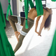 Free Download Aerial different inversion antigravity yoga with a hammock Nulled