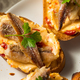 Homemade Anchovy and Sardine Crostini - PhotoDune Item for Sale