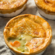 Homemade Individual  Chicken Pots Pies - PhotoDune Item for Sale