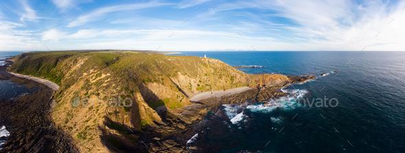 Cape Liptrap Lighthouse - Stock Photo - Images