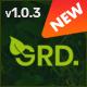 GRD - Gardening, Lawn & Landscaping WordPress Theme - ThemeForest Item for Sale