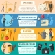 Vector Engineer, Farmer, Photographer and Designer - GraphicRiver Item for Sale