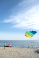 Child play with kite - PhotoDune Item for Sale