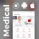 Dentist and other Doctors Appointment booking Android and iOS App Template | IONIC 3