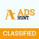 Free Download ADSHUNT - Classified and Listing HTML5 Template Nulled