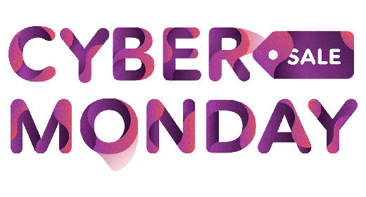 Black Friday & Cyber Monday – Sale off 50% is available Nov – 23