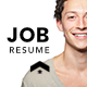 JOB Resume/CV & Reference - GraphicRiver Item for Sale